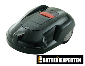 Byta batteri automower